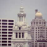 public-domain-images-free-stock-photos-down-town-chicago-blue-sky-3